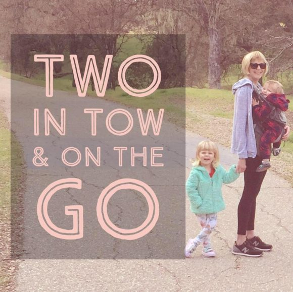Two In Tow & On The Go Logo Image blog
